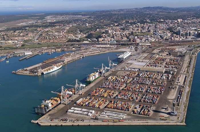 PORT ELIZABETH - Africa Ports