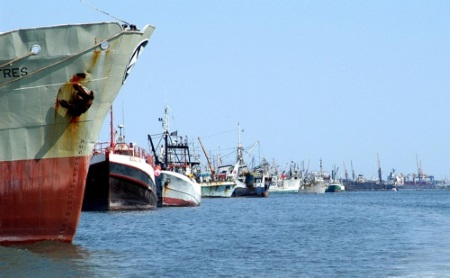 Walvis Bay harbour 0051