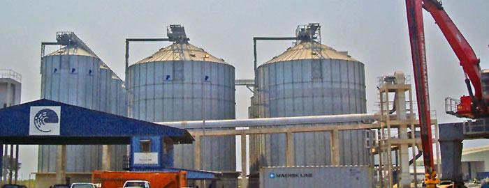 Beira Grain Terminal