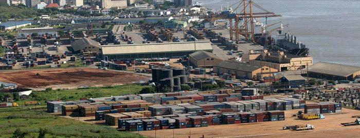 Beira Container Terminal