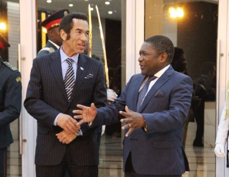 state visit to Mozambique