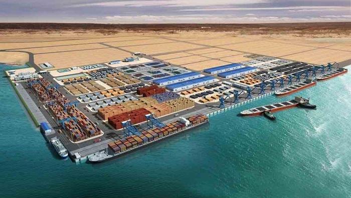 MPT at Port of Djibouti
