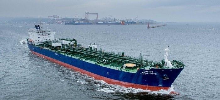 product tanker Navig8 Amazonte