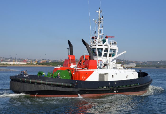 tug Qunu. Picture Trevor Jones