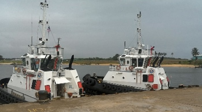 Sinoe Port