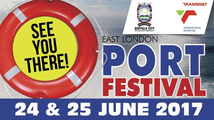 Festival Banner, appearing in Africa PORTS & SHIPS maritime news