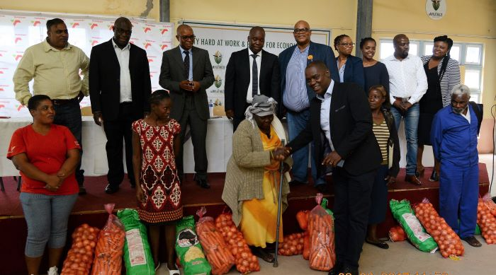 Transnet donates R100,000 to aid of uMhlatuze flood victims. In Africa PORTS & SHIPS maritime news