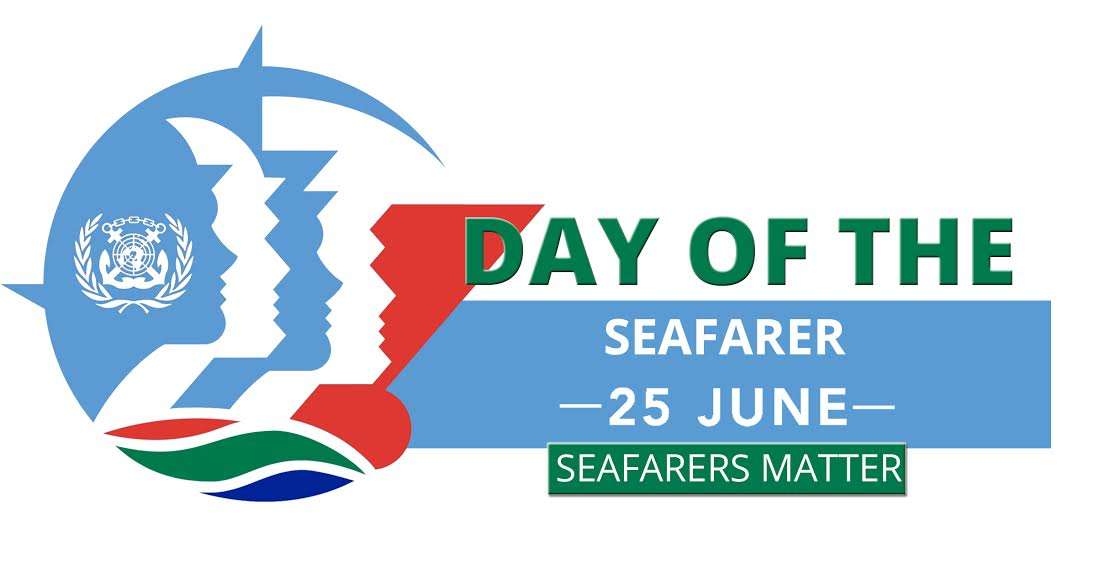 Day of the Seafarer banner, SAMSA appearing in Africa PORTS & SHIPS Maritime News
