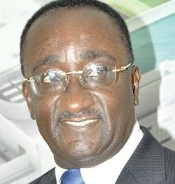Dr Owusu Afriyie Akoto, in maritime news