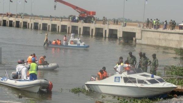 Nsanje port under construction, in maritime news
