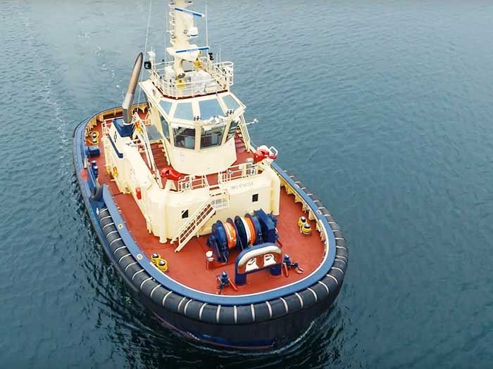 Svitzer Hermod, appearing in Africa PORTS & SHIPS maritime news