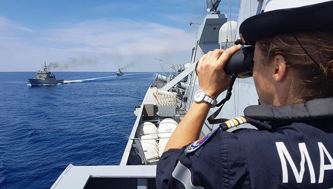 Africa PORTS & SHIPS maritime news