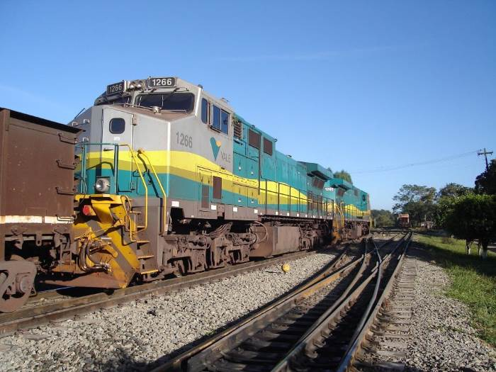 Nacala Corridor coal train, appearing in Africa PORTS & SHIPS maritime news