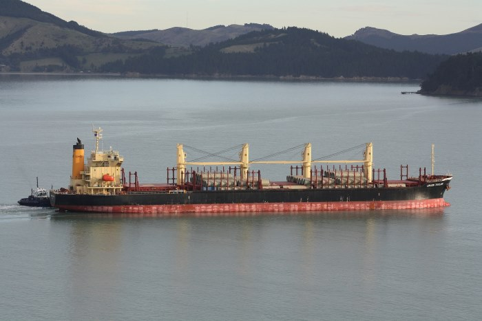 Union Taylor, in Africa PORTS & SHIPS maritime news