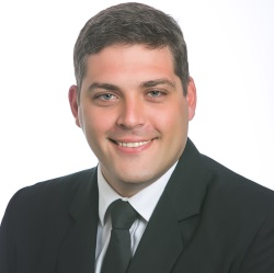 Berning Robertson, senior associate at Bowmans. Appearing in Africa PORTS & SHIPS maritime news
