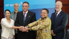 new Indonesian port & terminal development, appearing id Africa PORTS & SHIPS maritime news