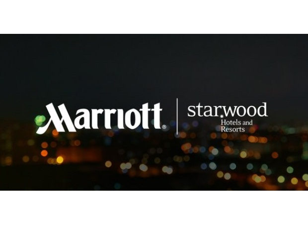 Marriott banner, appearing in Africa PORTS & SHIPS maritime shipping news