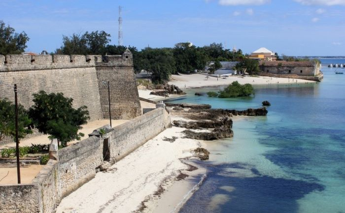 Ilha de Mocambique, appearing in Africa PORTS & SHIPS maritime news
