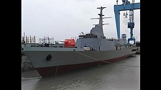 INS Shachi. Picture: IR Class / Reliance Defence ©, appearing in Africa PORTS & SHIPS maritime news