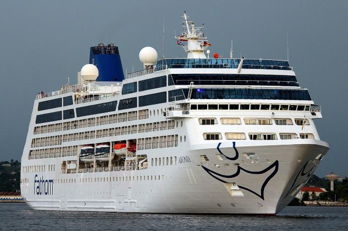 Adonia. Picture Wikipedia Commons, appearing in Africa PORTS & SHIPS maritime news