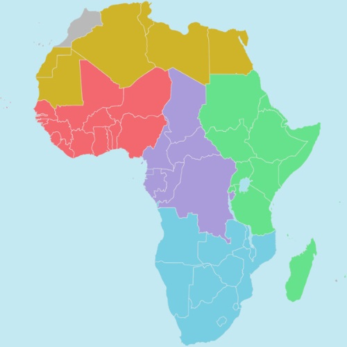 Africa's trading blocks,appearing in Africa PORTS & SHIPS maritime news