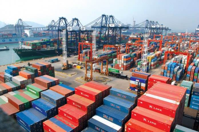 container scene in Africa PORTS & SHIPS maritime news