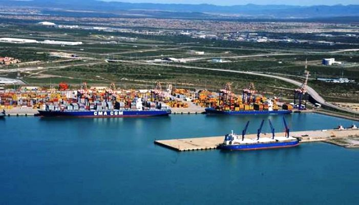 The Port of Ngqura and adjacent Coega SEZ, appearing in Africa PORTS & SHIPS maritime news