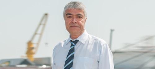 Professor Malek Pourzanjani, appearing in Africa PORTS & SHIPS maritime news