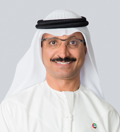 Sultan Ahmed Bin Sulayem , appearing in Africa PORTS & SHIPS maritime news