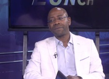 Bonang Mohale, appearing in Africa PORTS & SHIPS maritime news