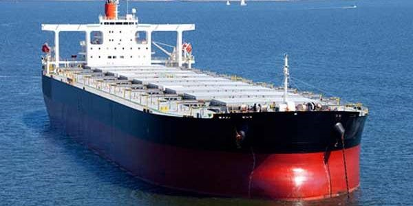 MOL bulker, featured in Africa PORTS & SHIPS maritime news