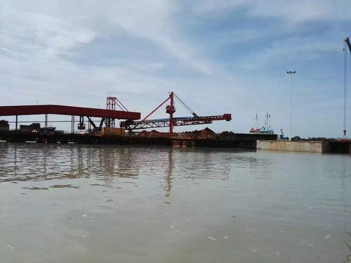 Boke bauxite terminal, Guinea, featured in Africa PORTS & SHIPS maritime news