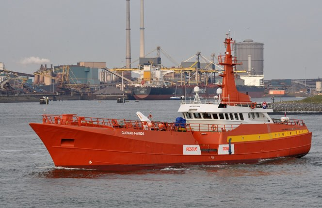 Glomar 4-Winds. Picture courtesy: Glomar Offshore, featured in Africa PORTS & SHIPS maritime news