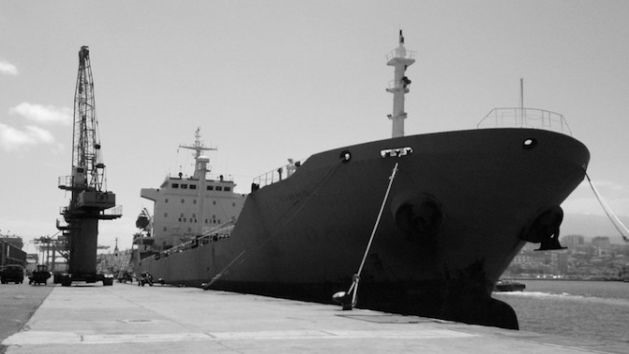 tanker Barrett, courtesy Union maritime, featured in Africa PORTS & SHIPS maritime news