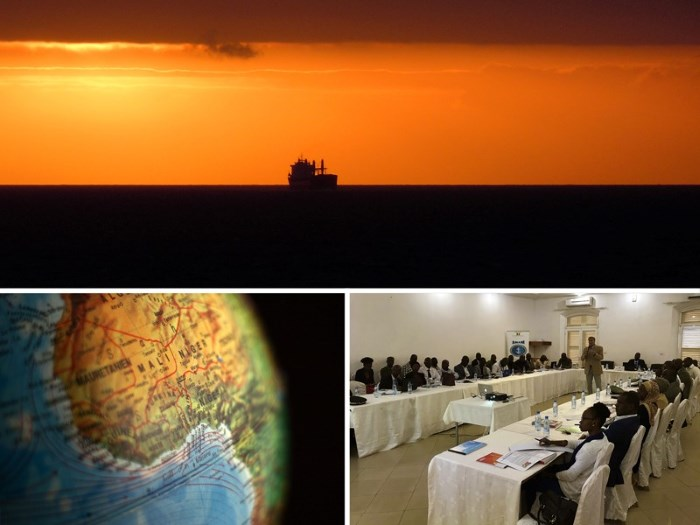 IMO on Stowaways, picture courtesy of IMO, featured in Africa PORTS & SHIPS maritime news