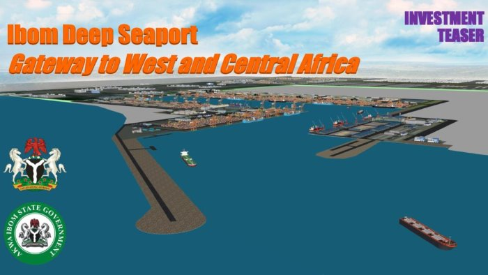 Ibom Deep Seaport project, Nigeria, featured in Africa PORTS & SHIPS maritime news