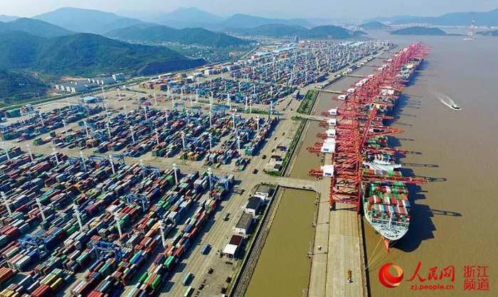 Port of Ningbo-Zhoushan, featured in Africa PORTS & SHIPS maritime news