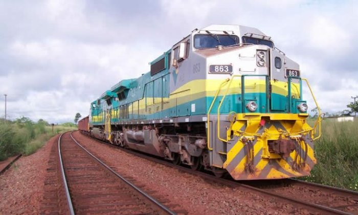 Vale coal train, featured in Africa PORTS & SHIPS maritime news
