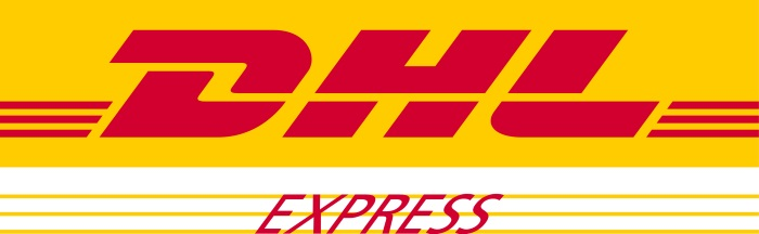 DHL banner, appearing in Africa PORTS & SHIPS maritime news
