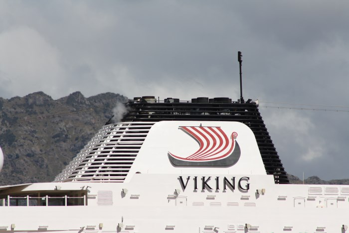 Viking Sun Pictures: Alan Calvert, featured in Africa PORTS & SHIPS maritime news