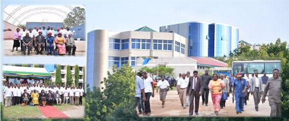 NIT in Tanzania, appearing in Africa PORTS & SHIPS maritime news