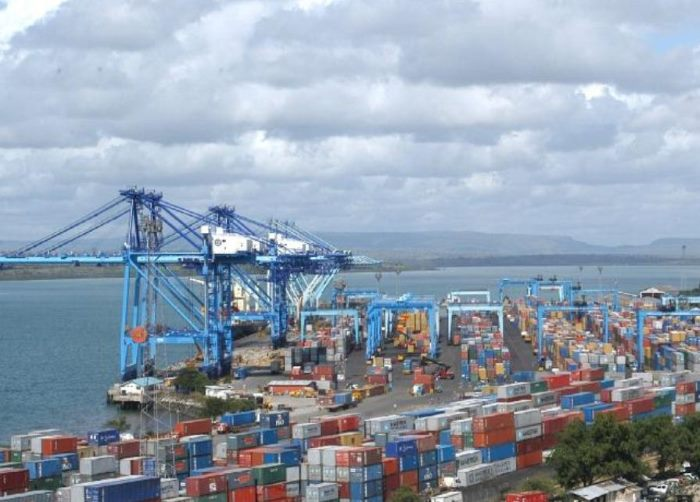 Port of Mombasa, featuring in Africa PORTS & SHIPS maritime news