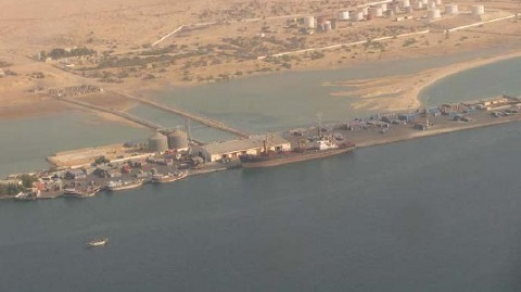 Port of Berbera in Somaliand, Gulf of Aden, featuring in Africa PORTS & SHIPS maritime news