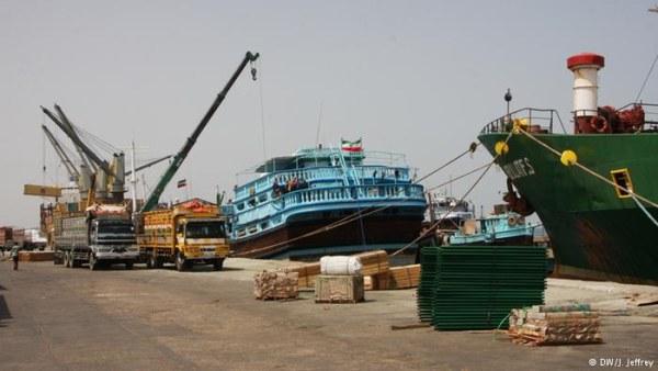 Berbera port scene, featuring in Africa PORTS & SHIPS maritime news
