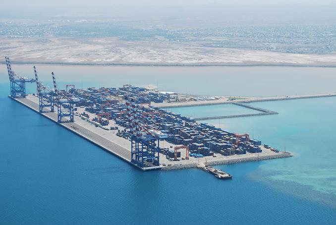 Doraleh ContainerTerminal in Djibouti, from where DP World was evicted, featured in Africa PORTS & SHIPS maritime news