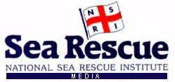 NSRI banner, appearing in Africa PORTS & SHIPS maritime news