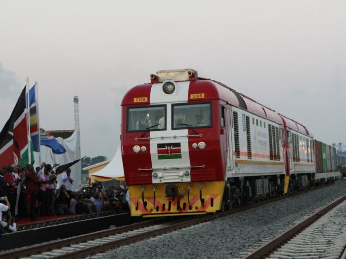 Kenya's new SGR's freight service began operating early this year. Faced with having to recover the enormous costs of the new wide gauge railway, the government is introducing unpopular edicts, featured in Africa PORTS & SHIPS maritime news