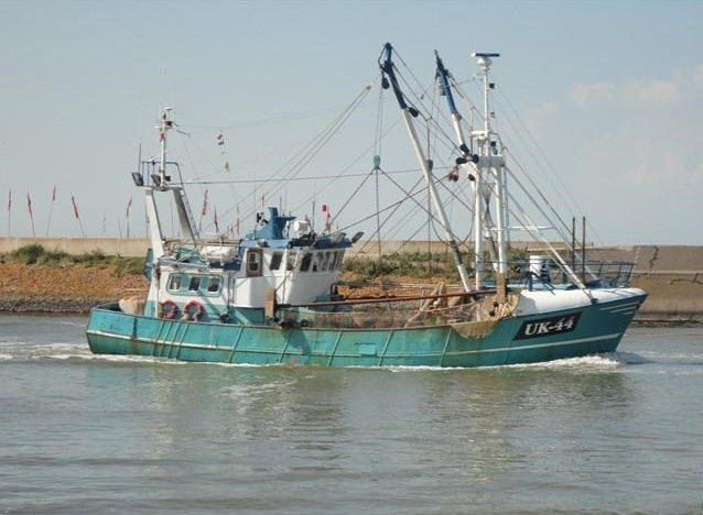 Fishing Vessel Vertrouwen. Picture by Joop Sponselee/MarineTraffic, asppearing in Africa PORTS & SHIPS maritime news