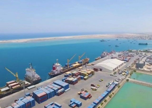 Somaliland's Port of Berbera, appearing in Africa PORTS & SHIPS maritime news