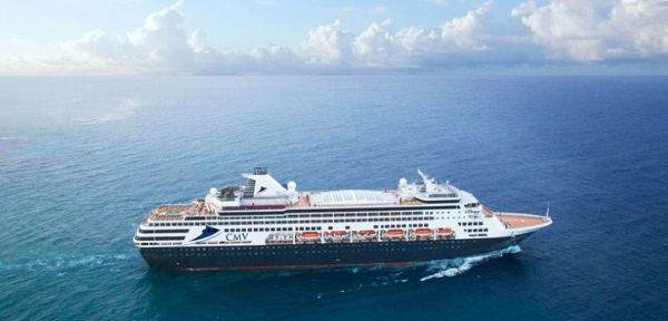 CMV's new ship - needs a name, festured in Africa PORTS & SHIPS maritime news